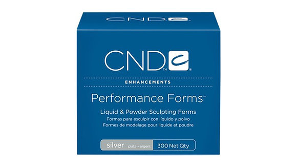 CND Silver Performance Forms