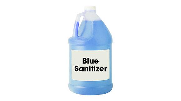 Blue Sanitizer