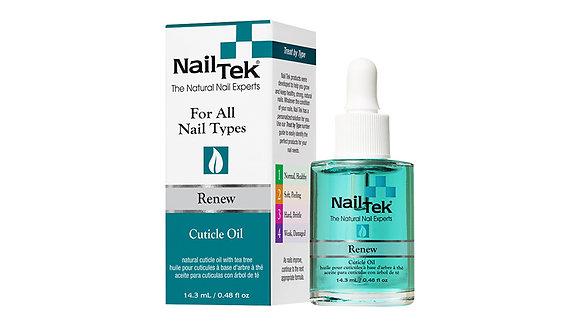 NAIL TEK Renew (Cuticle Oil) - 0.48oz/14.4ml
