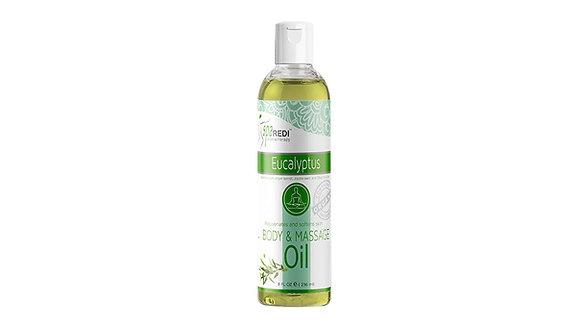 SPA REDI Body & Massage Oil (8oz/236ml)