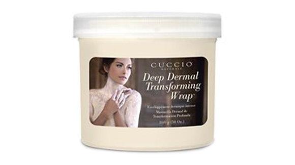 CUCCIO Deep Dermal Transforming Wrap