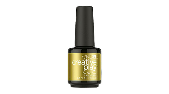 CND Creative Gel Play Top Coat