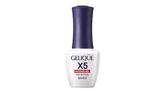 BANDI Gelique X5 Ino Base Gel - 0.47oz/14ml