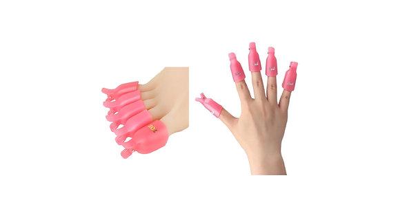 Soak Off Toenail / Finger Clip