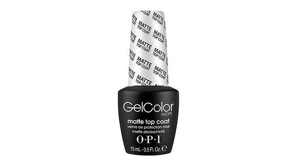 OPI Gel Matte Top Coat - 0.5oz/15ml