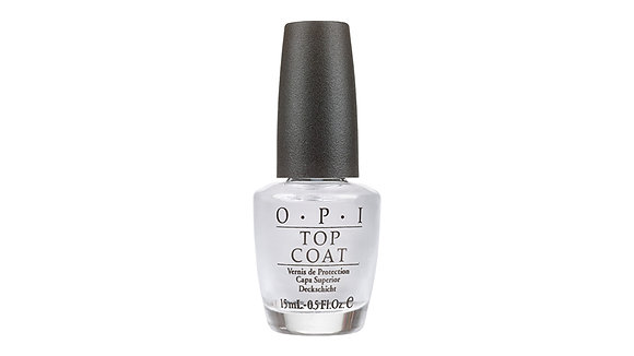 OPI Top Coat  - 0.5oz/15ml