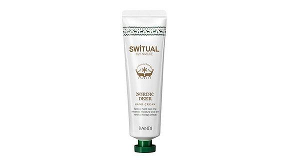 BANDI Switual Hand Cream Nordic Deer