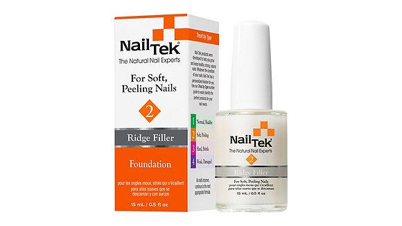 NAIL TEK Ridge Filler (Foundation) - 0.5oz/15ml