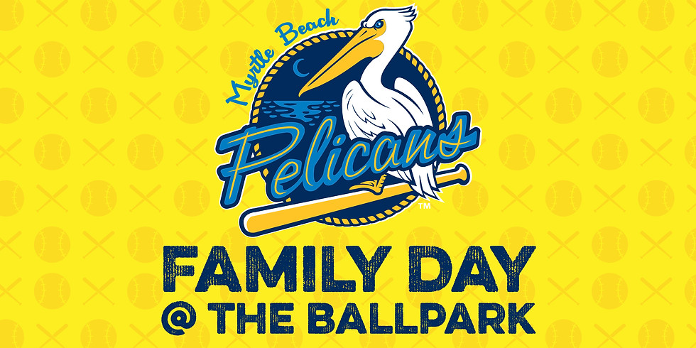 Family Day At The Ballpark