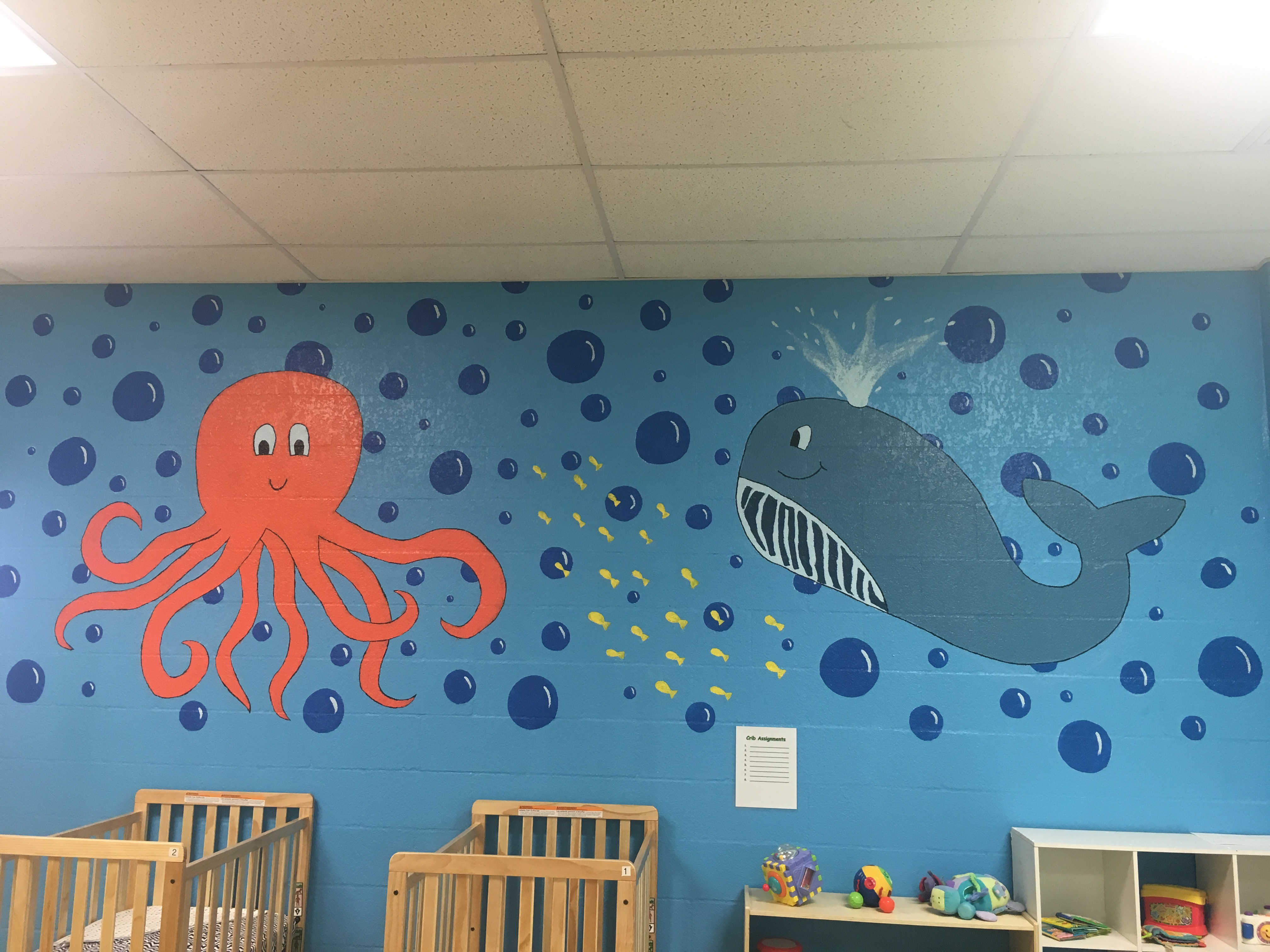 Baby Wall