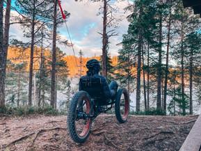 Søke om sykkel som forflytningshjelpemiddel