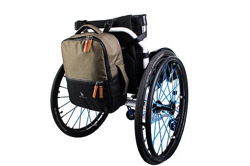 Backrest Bag Short | Green/Black