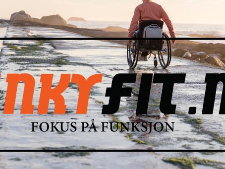 FunkyFit - Klær for rullestolbrukere