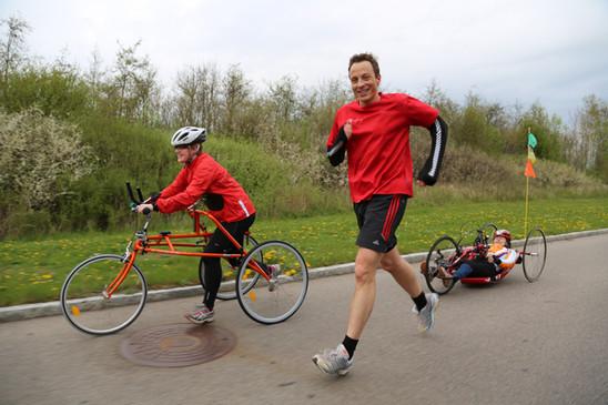 Petra Racerunner Løpesykkel