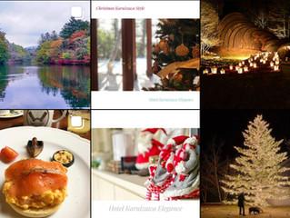 軽井沢・冬ものがたり2022 Instagramキャンペーン開催!