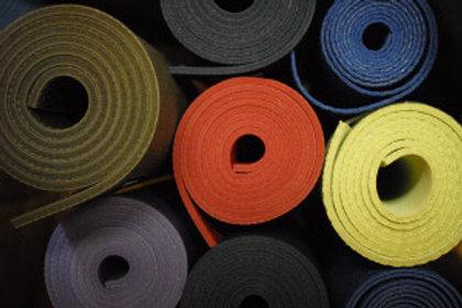 Tapis yoga régulier 3.5 - 4mm