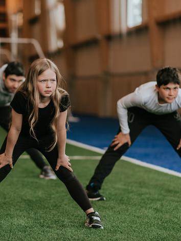 Yogi Urbain yoga for young athletes