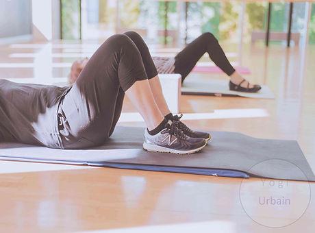 Yogi Urbain | Mélanie Primeau | yoga 60+