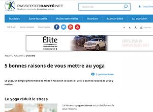Yogi Urbain | 5 bonnes raisons de vous mettre au yoga