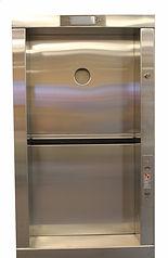 dumbwaiter for commercial use