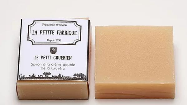 """Savon """" Le petit Gruérien"""""""
