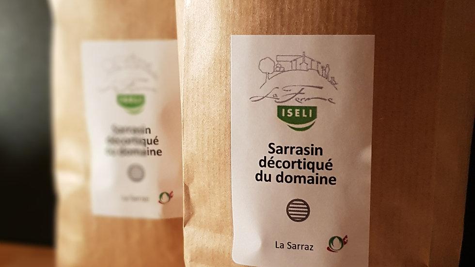 Sarrasin décortiqué Bio