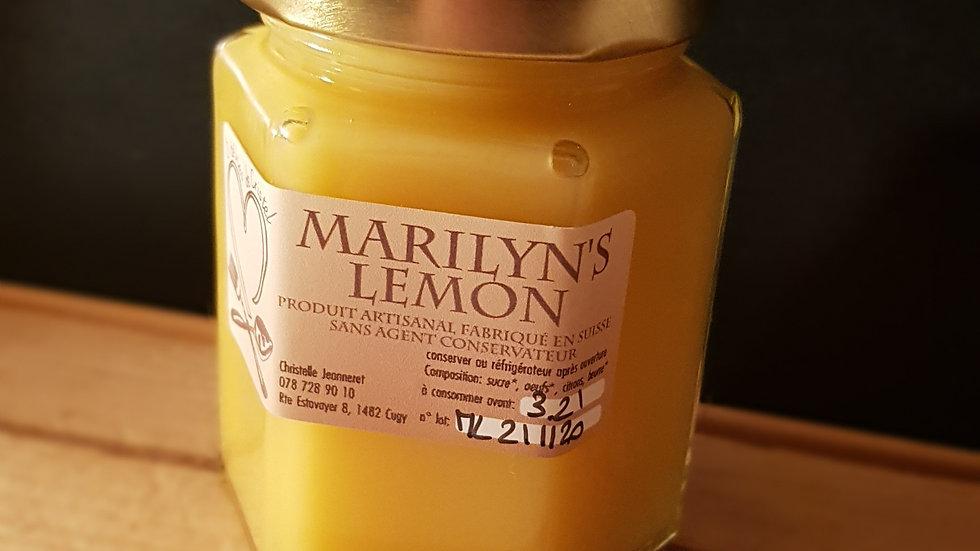 Marilyn's Lemon (lemon curd)