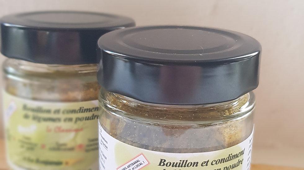"""Bouillon """"Le Benjamin"""" le classique"""