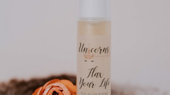 Flax Your Life - Sérum Hydratant Visage et Cheveux