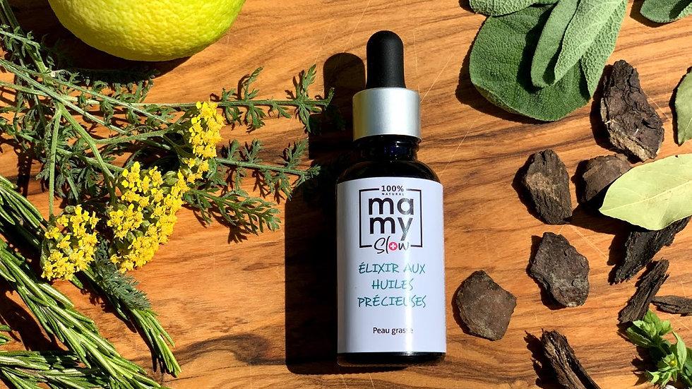 Elixir peau grasse