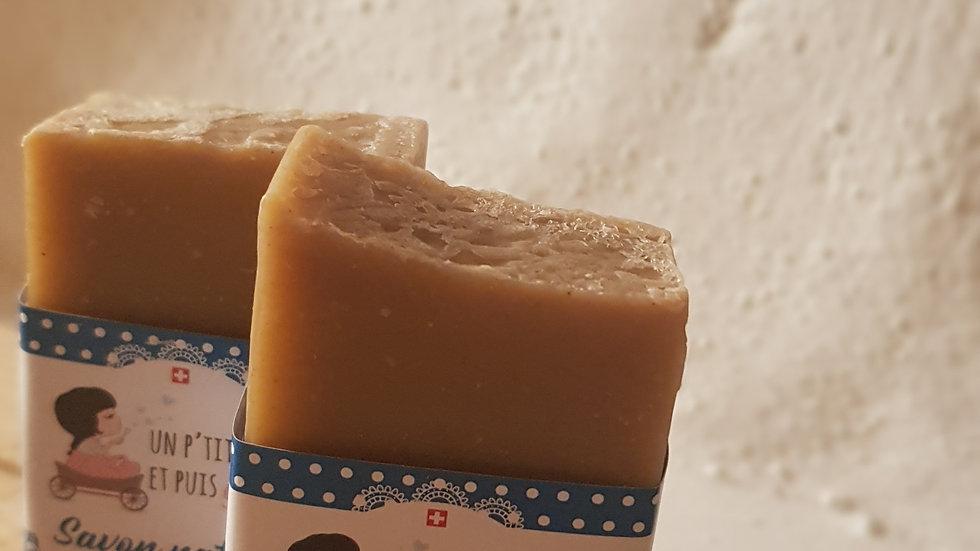 Savon naturel pain d'épices