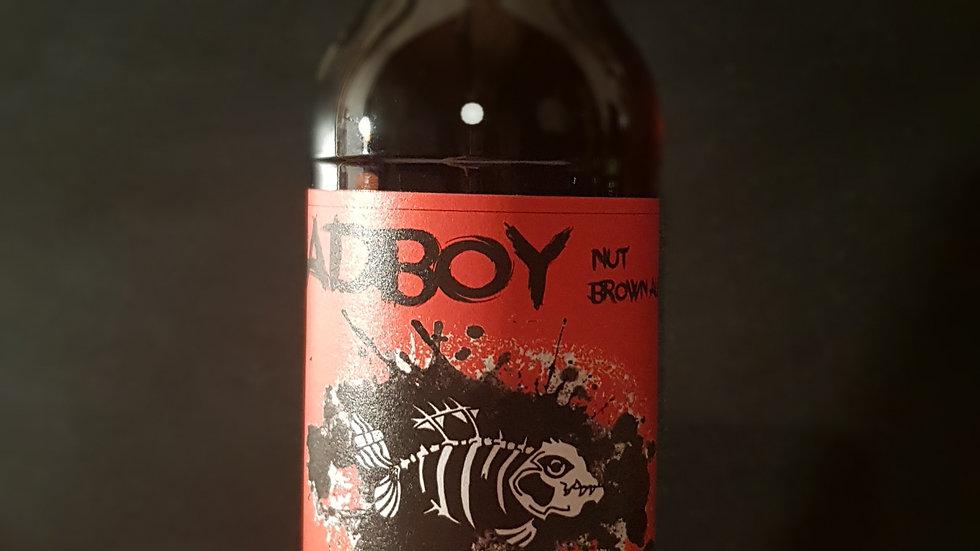 Badboy Nut Brown Ale