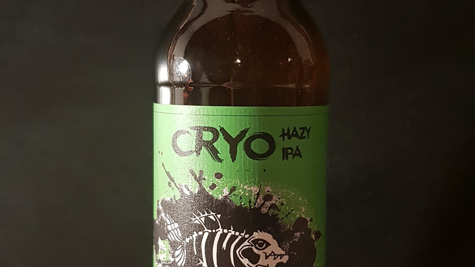 Cryo Hazy IPA