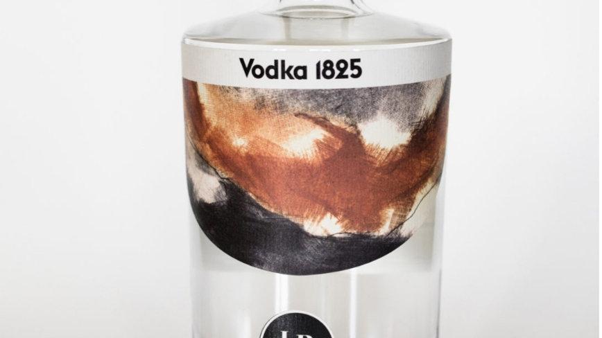 Vodka 1825 La Roja 50 cl