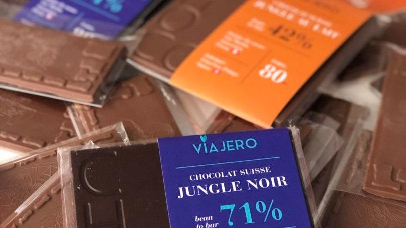 Chocolat noir 71%