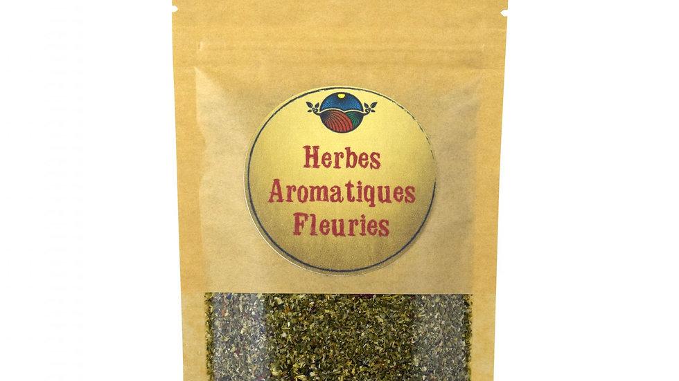 Sachet d'Herbes Aromatiques Fleuries