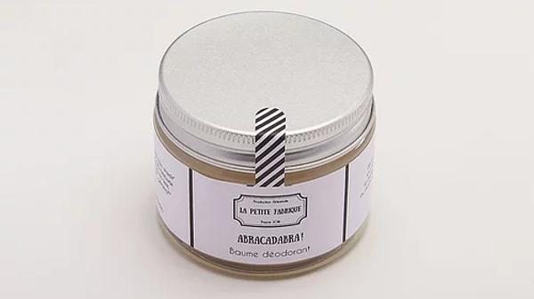 "Baume déodorant ""Abracadabra"""