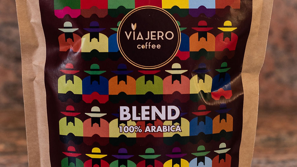 Viajero Coffee Blend en grains