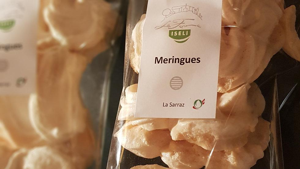 Meringues 8 coques Bio