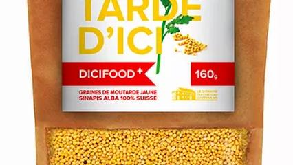 Graines de Moutarde jaune d'Ici