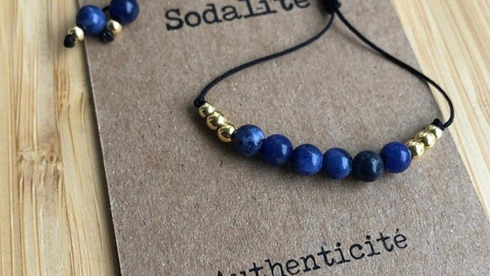 Bracelet sur fil Ea'SY