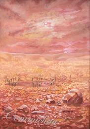 Der Rotsand