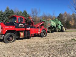 Heavy Farm Rescue