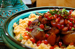 Tagine and cous-cous