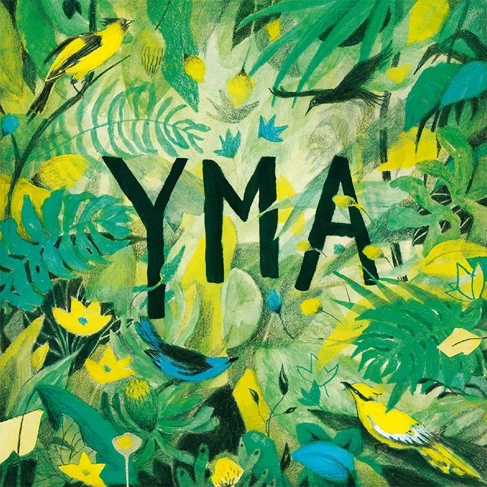 Geboortekaartje Yma
