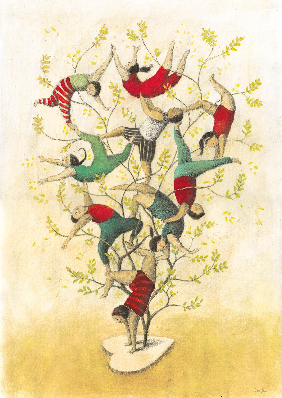 Illustratie Prijs van de Gelijkheid