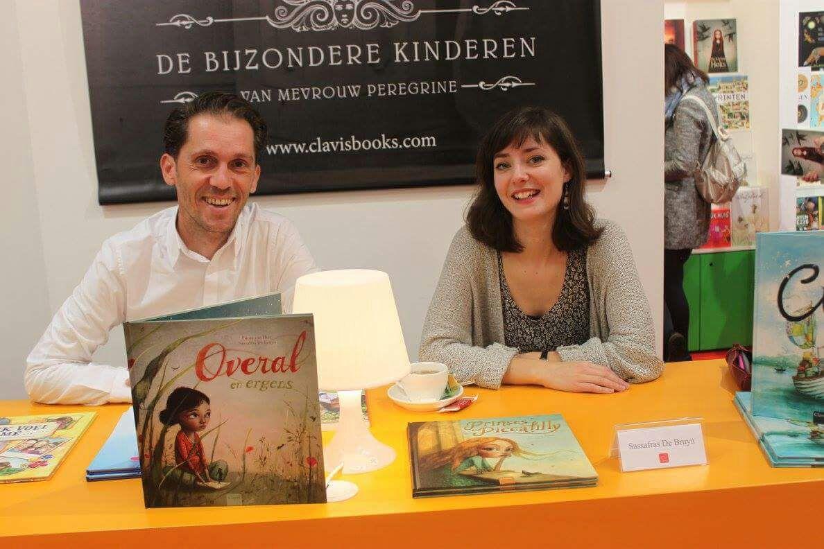 Boekenbeurs Antwerpen