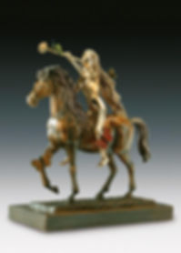 dali_bronze_sculpture_lady_godiva_with_b