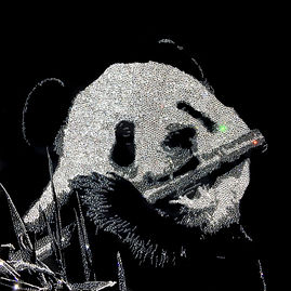 Bravo art_ Roberta Diazzi_Lovely Panda_2