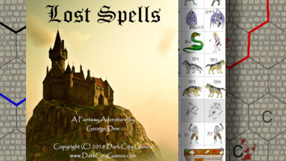 Island of Lost Spells